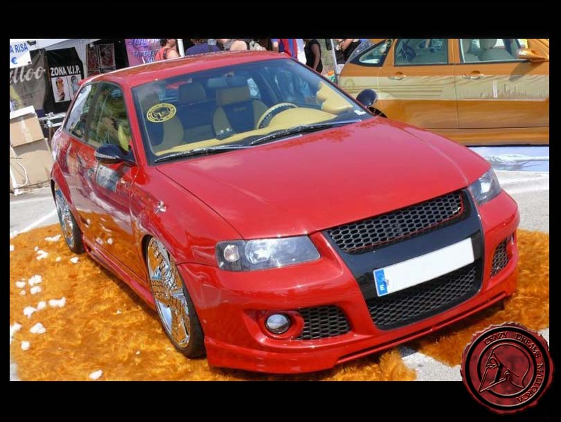 Crazy Dreams Mallorca, Audi a3